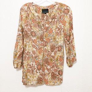 Cynthia Rowley blouse NWOT S